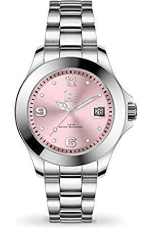 Ice-Watch ICE steel Light pink - Reloj plateado para Mujer con Correa de metal
