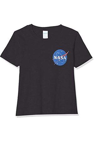 Brands In Limited NASA Insignia Logo Pocket Camiseta