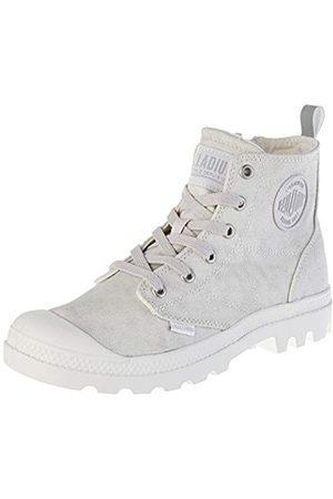 Palladium Hi Z Desertw W, Zapatillas Altas para Mujer, (Star White L47)