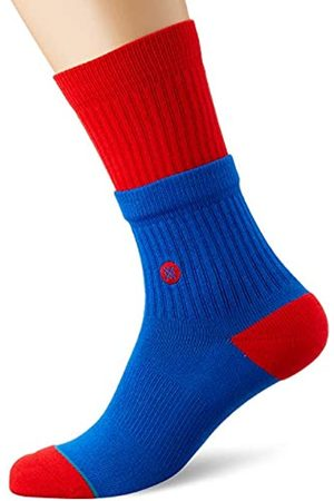 Stance Sixers Double Calcetines, Hombre