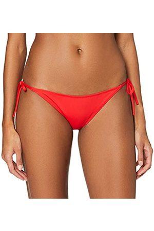 Calvin Klein String Side Tie Parte de Arriba de Bikini