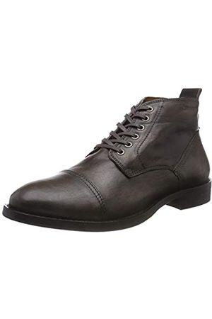 Ten Points New Mercury, Zapatos de Cordones Derby para Hombre, Grau (Darkgrey 203)