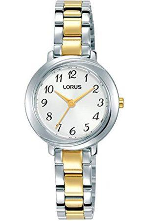 Lorus RelojAnalógicoparaMujerdeCuarzoconCorreaenLatónRG283PX9