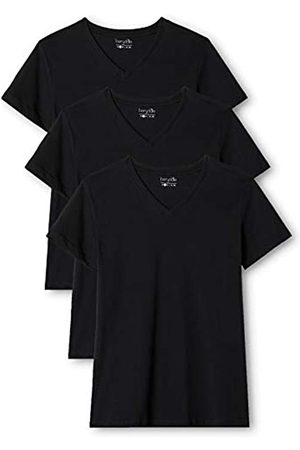 Berydale BD158 Camiseta de manga corta con cuello de pico, XS