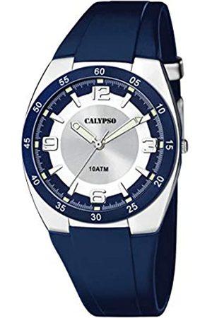 Calypso Reloj Analógico para Hombre de Cuarzo con Correa en Plástico K5753/2