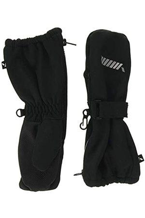 Name it Nmnalfa Mittens 1fo guantes, Black