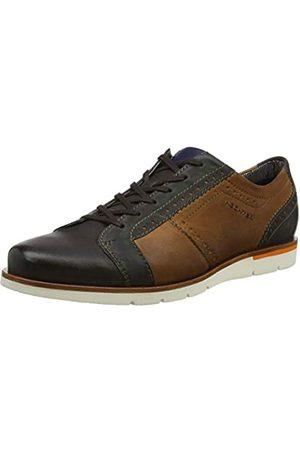 Daniel Hechter 8.12643E+11, Zapatos de Cordones Derby para Hombre, (Brown/Grey 6015)