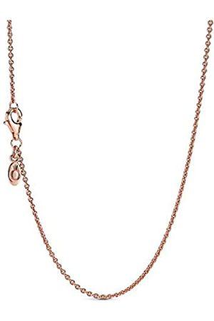 PANDORA Collar cadena Mujer plata - 580413-45