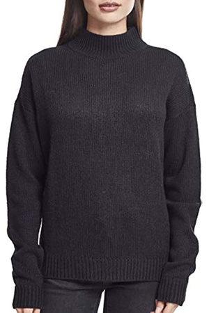 Urban Classics Ladies Oversize Turtleneck Sweater Sudadera