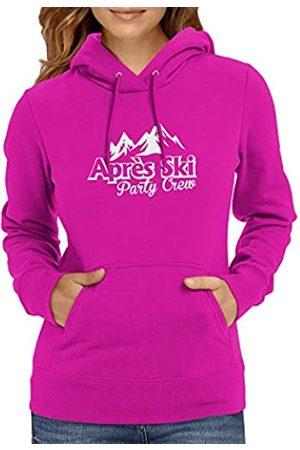 Texlab Après Ski Party Crew Sudadera con Capucha, Mujer