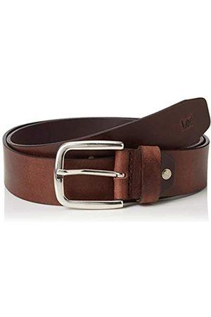Lee LF0450FZ, Cinturón Para Hombre, (Dunkelbraun)