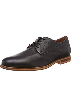 Geox U Bayle B, Zapatos Derby para Hombre, (Black C9999)