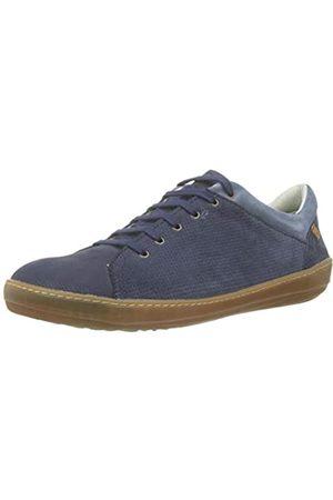 El Naturalista NF64 Multi Leather/Meteo, Zapatos de Cordones Brogue para Hombre, (Ocean Ocean)