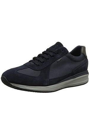 Geox U Dennie B, Zapatillas para Hombre, (Navy)