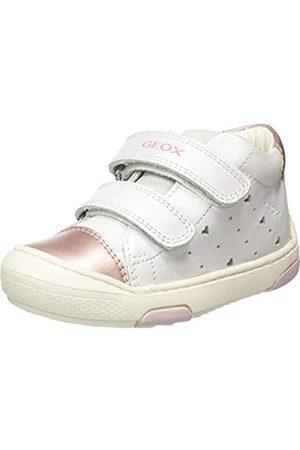 Geox B Jayj Girl D, Zapatillas para Bebés