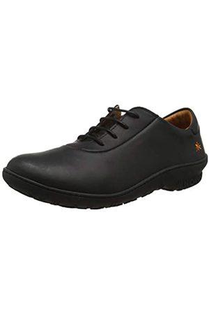 Art Antibes, Zapatos de Cordones Brogue para Mujer, (Black/Black Black/Black)