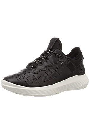 ECCO ST.1LITEW, Zapatillas para Mujer, (Black/Black 51052)