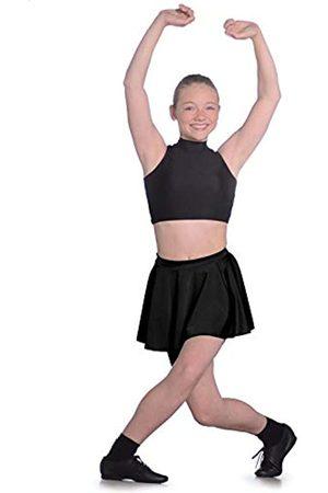 Roch Valley Lcss Falda Circular Corta de Nailon y Licra para niñas, niña Mujer, LCSSBM