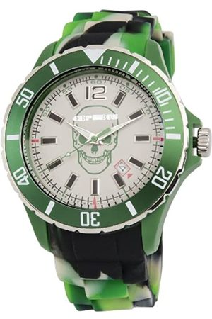 CEPHEUS Army CPX01-090 - Reloj analógico de Cuarzo Unisex