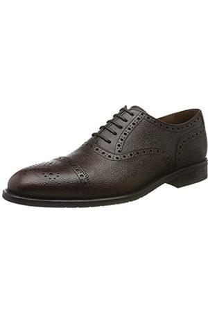 Lottusse L6966, Zapatos de Cordones Derby para Hombre, (Cortina Moka Cortina Moka)