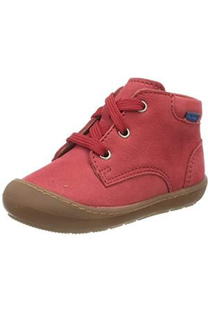 Richter Kinderschuhe Maxi, Zapatos de Cordones Derby Unisex niños, (Fire 4110)
