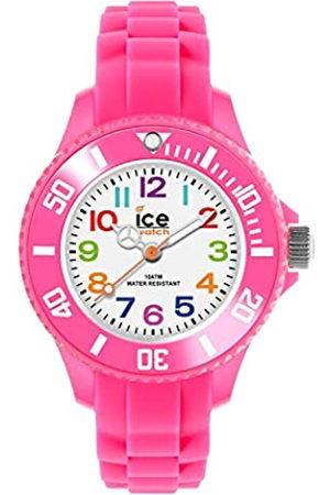 Ice-Watch ICE mini Pink - Reloj para Niña con Correa de silicona - 000747 (Extra small)