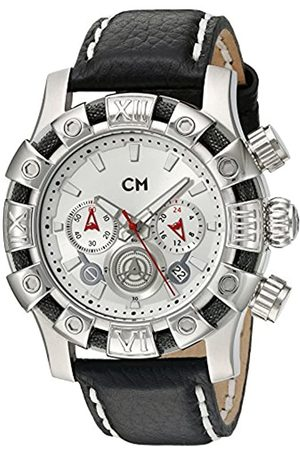 Carlo Monti CM122-112 - Reloj cronógrafo de Cuarzo para Hombre con Correa de Piel
