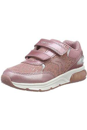 Geox J SPACECLUB Girl B, Zapatillas para Niñas
