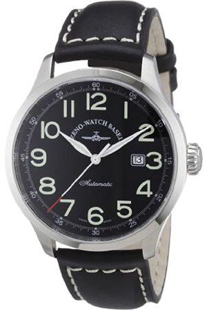 Zeno 6569-a1 - Reloj analógico automático para Hombre con Correa de Piel