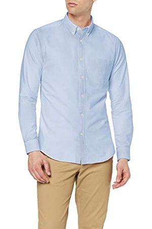 MERAKI Camisa Oxford de Corte Estándar Hombre