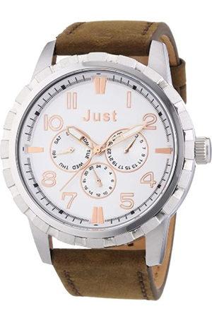 Just Watches 48-S4997-SL - Reloj analógico de Cuarzo para Hombre