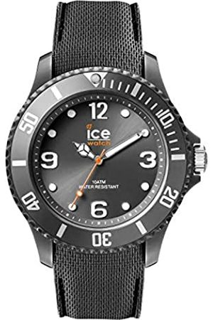 Ice-Watch ICE sixty nine Anthracite - Reloj grigio para Hombre con Correa de silicona - 007268 (Large)