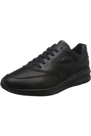 Geox U Dennie A, Zapatillas para Hombre, (Black)