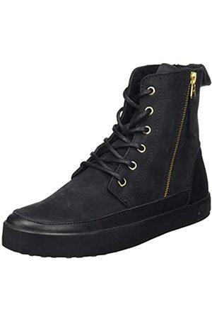 Blackstone Cw96, Zapatillas Altas para Mujer, (Coal Black Coal)