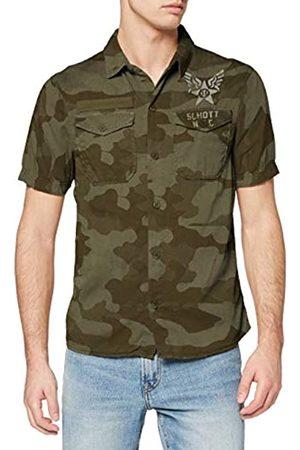 Schott NYC Shvictory Camisa