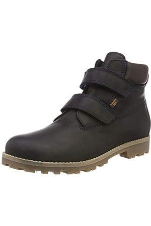 Froddo Kids Ankle Boot G3110114-k, Botas Clasicas Unisex Niños, (Dark Blue I17)