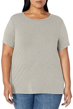 Amazon Plus Size Short-Sleeve Crewneck T-Shirt Fashion-t-Shirts
