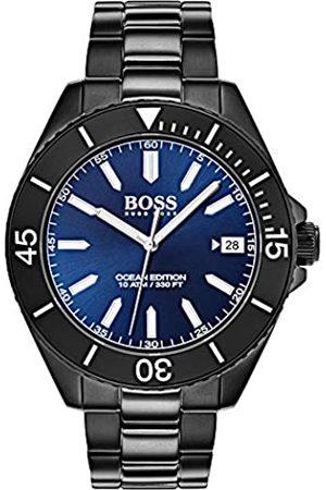 Hugo Boss Reloj Analógico para Hombre de Cuarzo con Correa en Acero Inoxidable 1513559