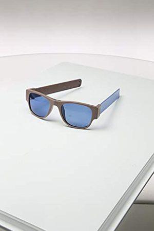 Sunfold Accent Gafas de Sol Enrollables, Hombre