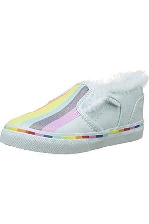 Vans Asher V Toddler, Zapatillas para Bebés, ((Cloud) Rainbow U3p)