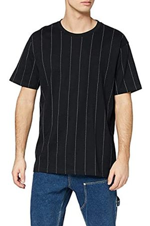 Urban classics T-Shirt Oversized Pinstripe tee Camiseta