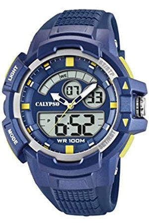 Calypso CalypsoWatchesRelojAnalógico-DigitalparaUnisexAdultosdeCuarzoconCorreaenPlásticoK5767/2