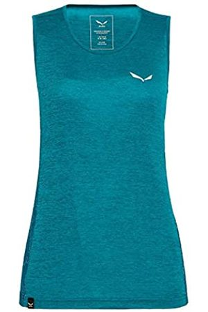 Salewa Puez Graphic Dry Camiseta De Tirantes, Mujer