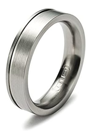 Monomania Ring25051-51-AnilloUnisexdeAceroInoxidable(Talla:11)