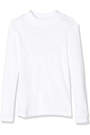 Damart Tee Shirt Manches Longues Col Montant Camiseta térmica, (Blanc 56701/01010/)