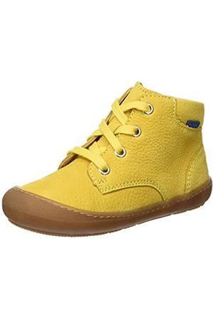 Richter Kinderschuhe Maxi, Zapatos de Cordones Derby para Niñas, (Sunny 5400)