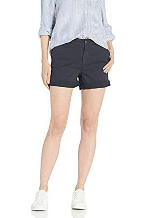 Goodthreads Chino Girlfriend Short Shorts, Índigo