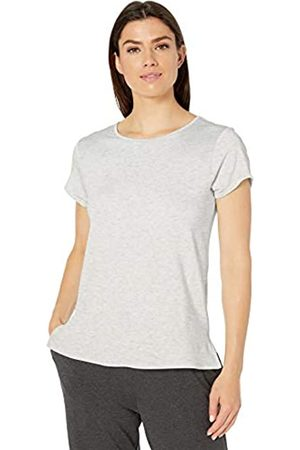 Amazon Lightweight Lounge Terry Short-Sleeve Relaxed-Fit T-Shirt Night-Shirts