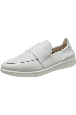 Legero Lucca, Mocasines para Mujer, (White (Weiss) 10)