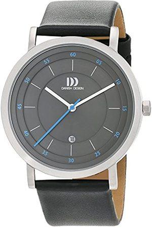 Danish Design Reloj Analógico para Hombre de Cuarzo con Correa en Cuero 3314530
